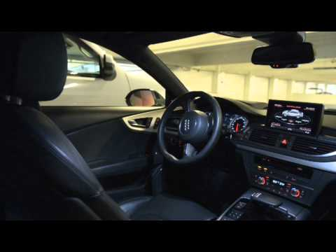 CES 2013: Audi Piloted Parking