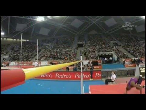 Mutaz Barshim 2.29 (Pedro's Cup 2016 05.02.2106 Lodz)
