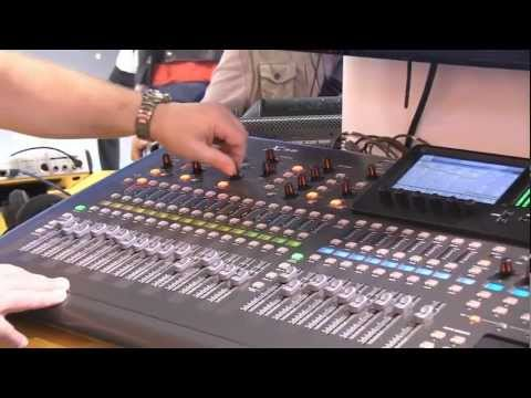 mixer - http://www.ccisolutions.com/StoreFront/product/behringer-x32-digital-mixer Ron Simonson of CCI Solutions reviews the Behringer X32 digital mixer. 32-channel ...