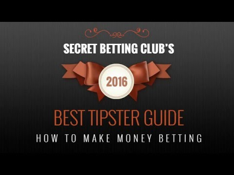 Best Tipster Guide 2016
