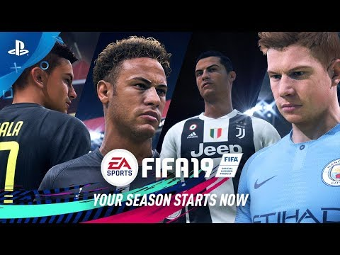 FIFA 19 Demo Trailer - Your Season Starts Now | PS4