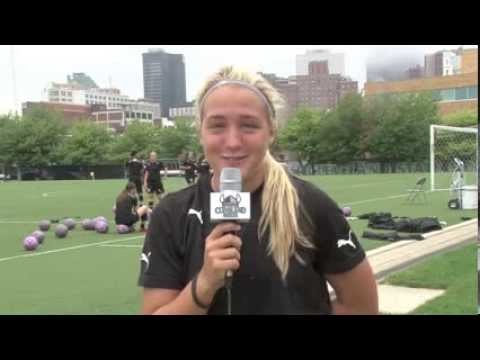 Getting to know the women's soccer captains