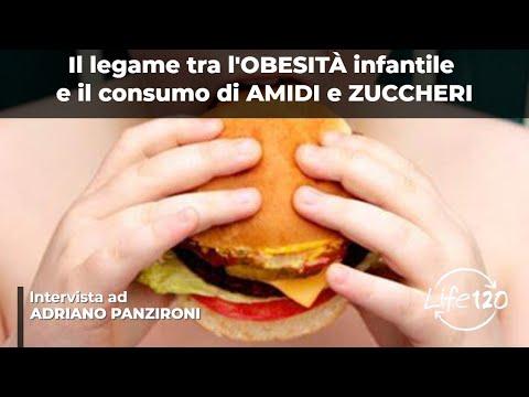 l'obesità dipende dal consumo di amidi e non di grassi