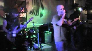 Sinister Realm - Machine God (4-6-12 at Jabber Jaws) HD
