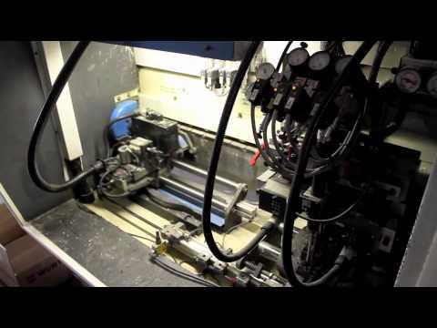 IMA Quadromat 4012 F fügen und Stirnkanten kopieren