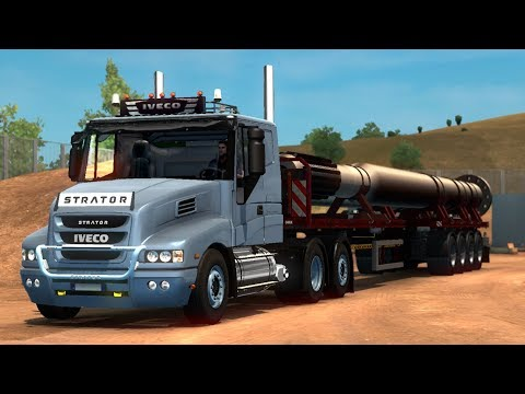 Iveco Strator + Interior v4.1 by Cp_MorTifIcaTioN