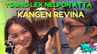 Video ATTA DITELPON YOUNG LEX DI DEPAN REVINA MP3, 3GP, MP4, WEBM, AVI, FLV Juli 2019