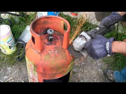 Gas Bottle Outdoor heater