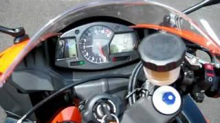 10. 2008 Honda CBR 600 RR