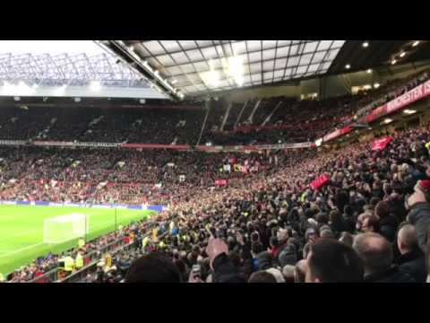 Liverpool Laugh At Man United Flag Section 15/1/17