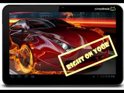 Video of Hot Sports Cars Live Wallpaper