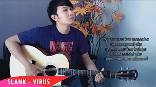 Download Lagu (Slank) Virus - Nathan Fingerstyle | Guitar Cover Mp3