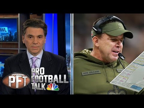 Video: Sean Payton reveals why Drew Brees relationship is so strong | Pro Football Talk | NBC Sports