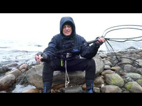 Spinnfischen 40 - Tipps zum Spinnfischen an der Ostsee- Watkescher & Watgürtel
