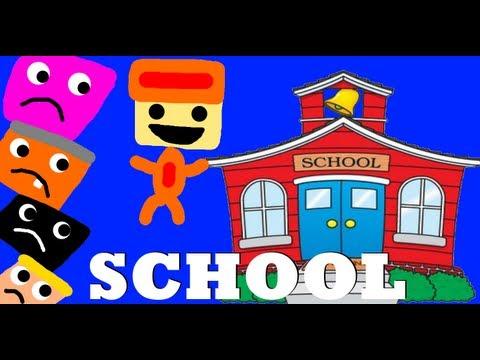 Going to school - Minecraft Adventure Map