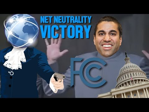 Net Neutrality Victory Portrayed By Austin Powers