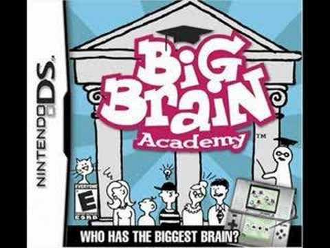 SSBB OST - Title (Big Brain Academy)
