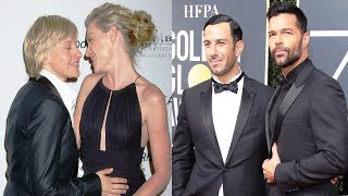 List of 100 Gay Celebrity Couples in Hollywood. Some couples married, others are dating. They are still together in 2017.This video is a compilation of the following sources:gettyimages.combfa.comwireimage.comamong others***************************************We do not own all the materials as well as footages used in this video. For copyright matters please contact us at: lgbttoplist@gmail.com***************************************Follow LGBT Top List:☞Facebook: https://goo.gl/QPQkQP☞ Google Plus: https://goo.gl/jbKpwF☞ Tumblr: http://goo.gl/nV5jw8