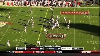 Sharrif Floyd vs OSU and Vanderbilt (2011)