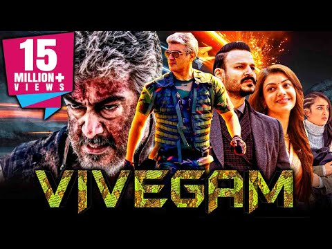 Vivegam Tamil Hindi Dubbed Movie | Ajith Kumar, Vivek Oberoi, Kajal Aggarwal