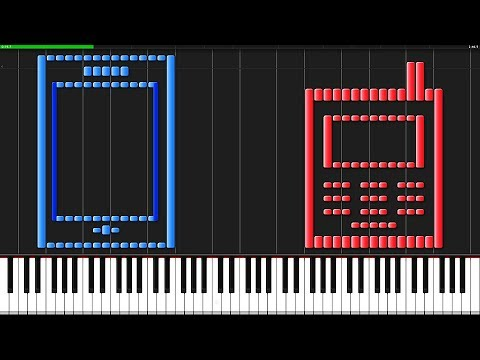 Video Cell Phone Ringtones 2 [Piano Tutorial] (Synthesia) // Anifuse download in MP3, 3GP, MP4, WEBM, AVI, FLV January 2017