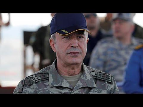 Ακάρ: «Προστατεύουμε τα δικαιώματά μας σε Αιγαίο, Μεσόγειο και Κύπρο»…