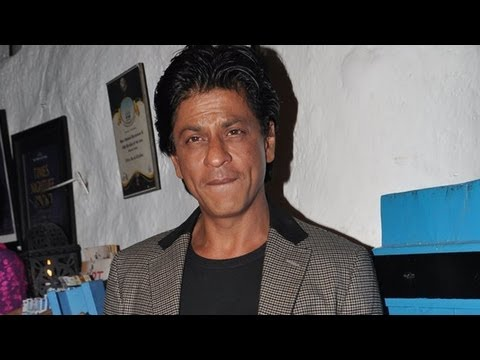 Shah Rukh Khan Feels His Whole Life Is Under Scrut