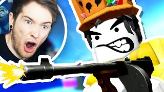 I Became a ROBLOX ARSENAL PRO!