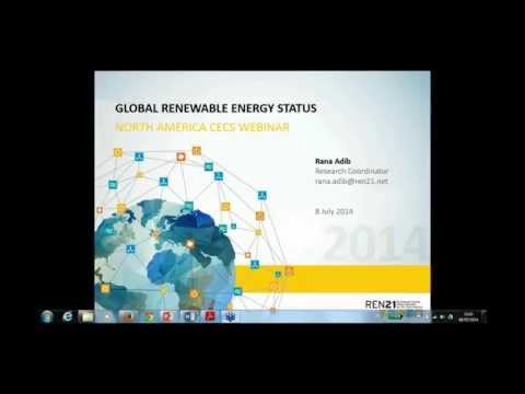 REN21 Renewables 2014 Global Status Report: North America