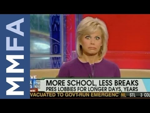 carlson - Today is Gretchen Carlson's last day as a host of Fox & Friends, so we thought we'd take a look back at some of her finest moments on the show.