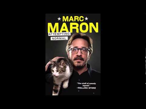 Attempting Normal, written and read by Marc Maron (audiobook excerpt)