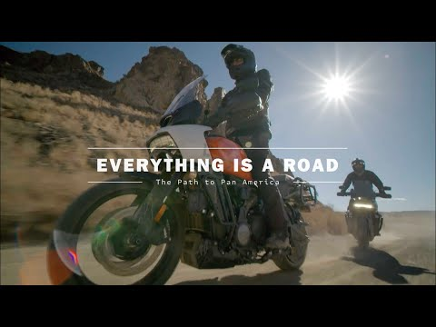 Everything is a Road: The Path to Pan America