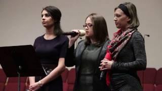 групповое пение / Церковь Слово Жизни.