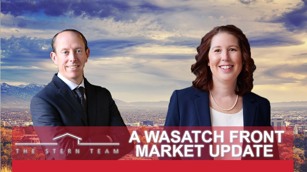A Wasatch Front Market Update