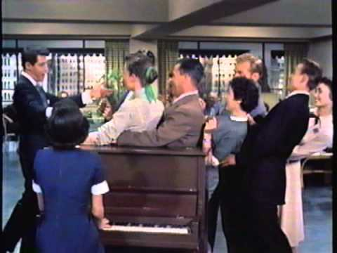 "Eddie Fisher Sings ""All About Love"" From  ""Bundle Of Joy"" With Music By Hugo Winterhalter"