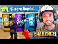 VENDING MACHINE *ONLY* CHALLENGE in Fortnite: Battle Royale!