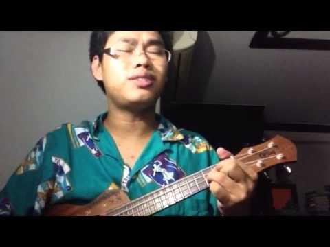 ไม่ต่างกัน ukulele cover by Hakulani Ostคิดถึงวิทยา (видео)