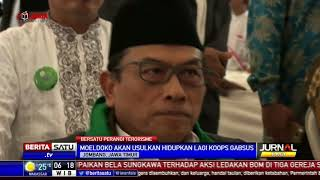 Video Moeldoko Usulkan Kembali Ko-Ops Gabsus Terkait Menyikapi Bom Bunuh Diri MP3, 3GP, MP4, WEBM, AVI, FLV Mei 2018