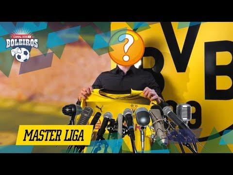 Kinoplex - CONTRATAMOS UM CAMISA 9 DE PESO!!  MASTER LIGA #EP2