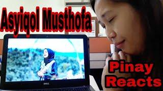 Video Asyiqol Musthofa by Sabyan - Filipina Reaction Video MP3, 3GP, MP4, WEBM, AVI, FLV Juli 2018