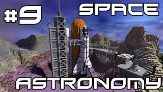 Minecraft Space Astronomy - Hammer Time! #9