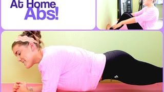 At Home Favorite Ab Workout!