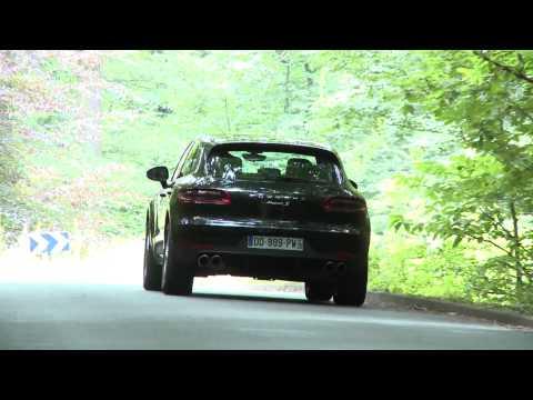 PORSCHE Macan Diesel 3.0 V6 258ch S PDK