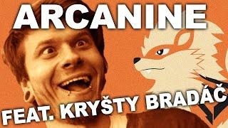 Video Gary Oak feat. Kryšty Bradáč - Arcanine (+interview mit Jewish S