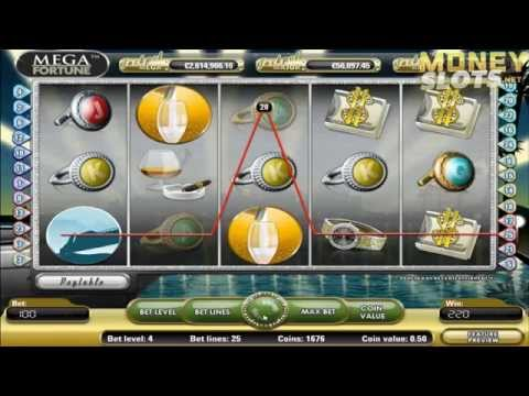 Mega Fortune Video Slots Review | MoneySlots.net