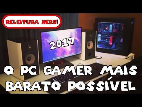 Montando o PC Gamer mais barato possível - 2017 (Pichau e Kabum)