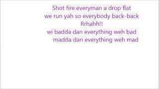 dexta daps- shabba madda pot (lyrics)