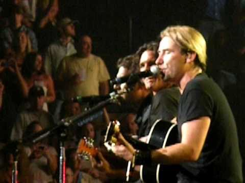 Nickelback-Tequila Makes Her Clothes Fall Off & Rockstar (with Joe Nichols)