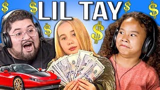 Video GENERATIONS REACT TO LIL TAY MP3, 3GP, MP4, WEBM, AVI, FLV Mei 2018