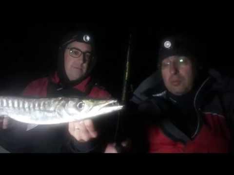 Come pescare i barracuda con la tecnica Stop and Go (Pesca Fishing Shop)